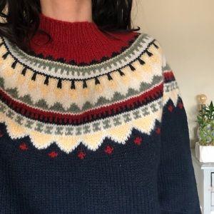 Vintage Sweaters - Vintage wool sweater